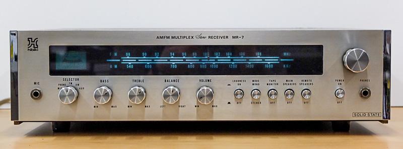 Hibiki MR-7 Stereo Receiver